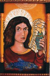 Archangel Raphael heals mankind and the Earth
