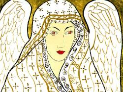 Seraphim the highest order of Angels