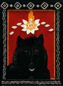 Wolf, grey wolf, wolf image, wolf totem